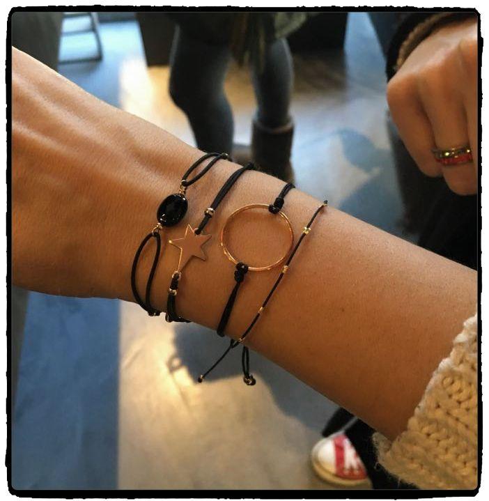 Happening now ❣❣❣  Super combination kiss emoticon  just for you ........ !  Γαλλικό semi precious stone bracelet! Γαλλικό star bracelet! Γαλλικό bracelet που συμβολίζει τον κύκλο της ζωής!  & Γαλλικό bracelet με 18ΚΤ pieces! sunglasses emoticon ☀ Join a world of #uniqueness #aesthetics & #style #braccialetticoncepts #cool# #elegant #christmas #bracelets #combination #supercool