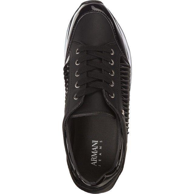 Sportowe Damskie Armanijeans Armani Jeans Czarne Nero 7a675 00020 Dress Shoes Men Oxford Shoes Shoes