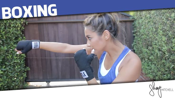 Shay Mitchell - Workout Routine