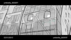 The Blue Umbrella - The very first Blue Umbrella Story Reel