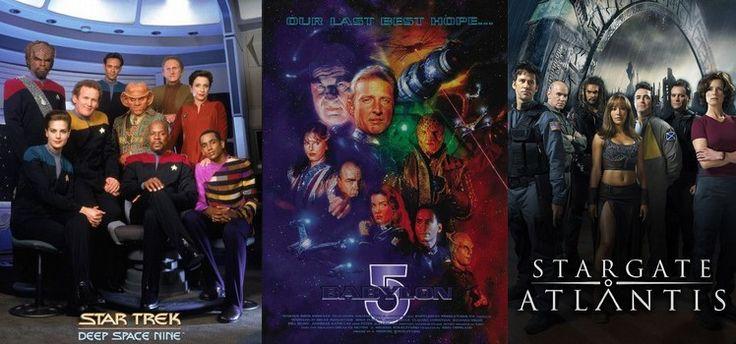 La partie 3 de Screenplay Mag L'Iliade Galactique est en ligne! #Babylon5, #StarTrekDS9 #StargateAtlantis
