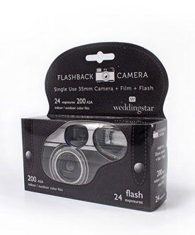 Single Use Camera - Vintage Design