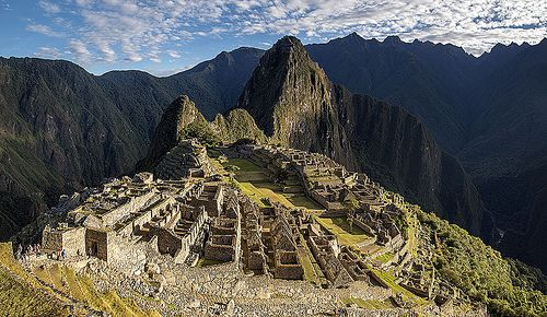 Machu Picchu, Urubamba, Peru.