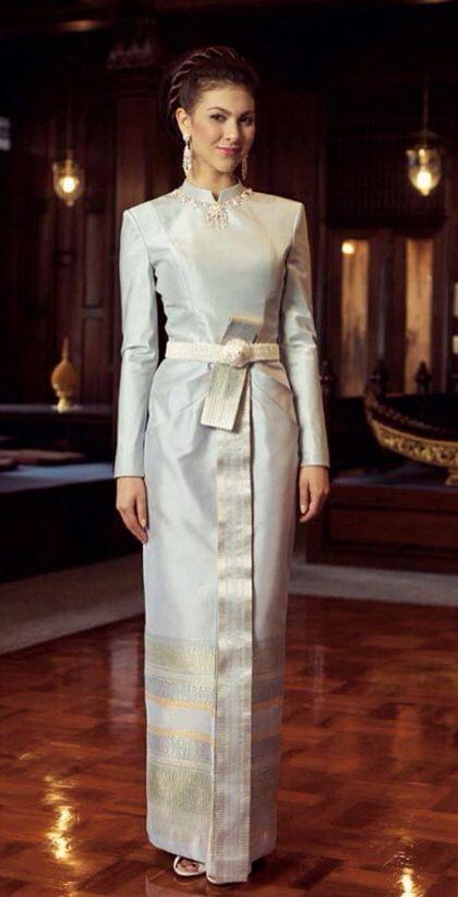 Thai Barompimai Dress