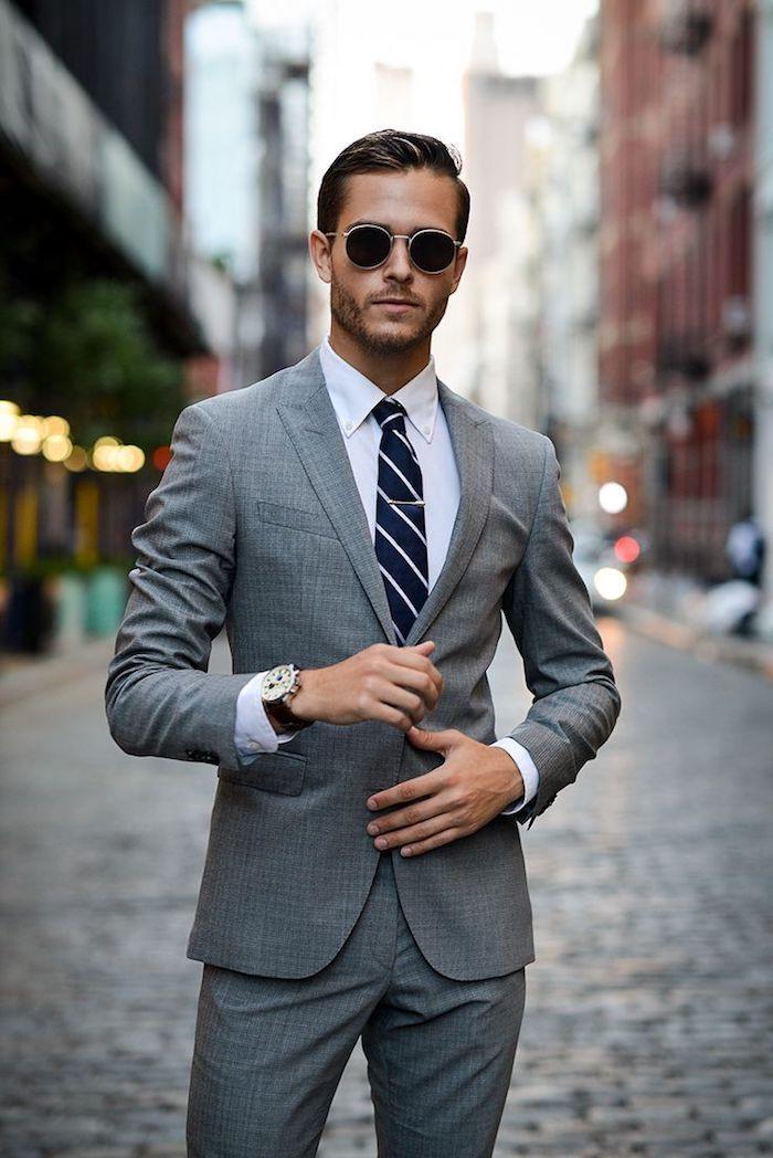 d4073bb753e195 wenn sie sich fragen ob sie krawatte oder fliege anzug anziehen sollen  ideen zum stilvollen outfit von männern