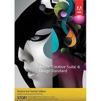 Adobe Creative Suite 6 Design Standard Student and Teacher Edition (Download)
