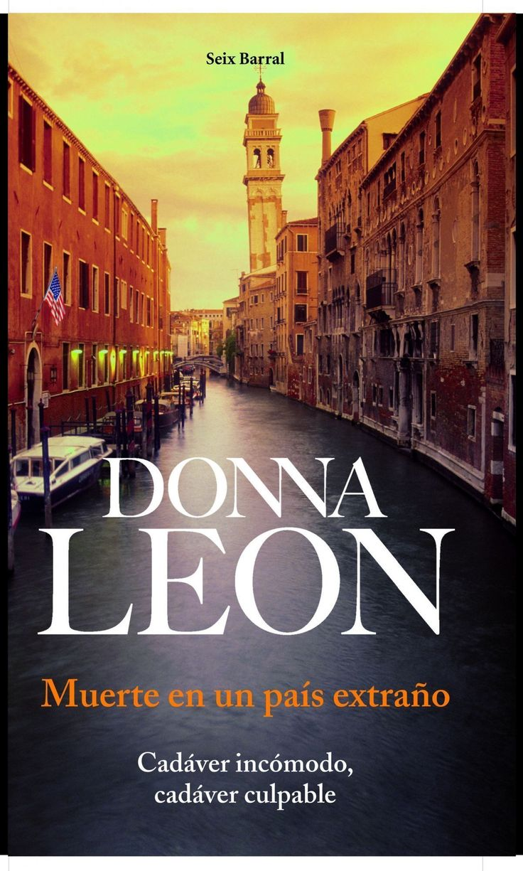 libros de donna leon en español - Buscar con Google