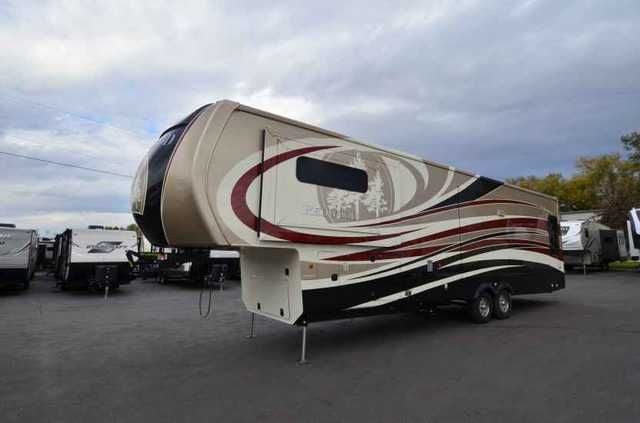 2016 New Crossroads REDWOOD RW38GK Fifth Wheel in Utah UT.Recreational Vehicle, rv, 2016 CROSSROADS REDWOOD RW38GK, William here with Motor Sportsland. Just in is this brand new 2016 Crossroads Redwood 38GK rear living full time 5th Wheel which is at the top of the top in luxury 5th wheels! It just doesn't get any better then this... with Redwood's trademark attention to detail you will not find a better built year round living 5th wheel. The list of features is long so I'll just hit on…