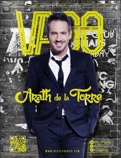 Arath de la Torre, divertidisima entrevista y excelente personaje.