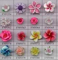 polymer clay flower tutorials - Google Search