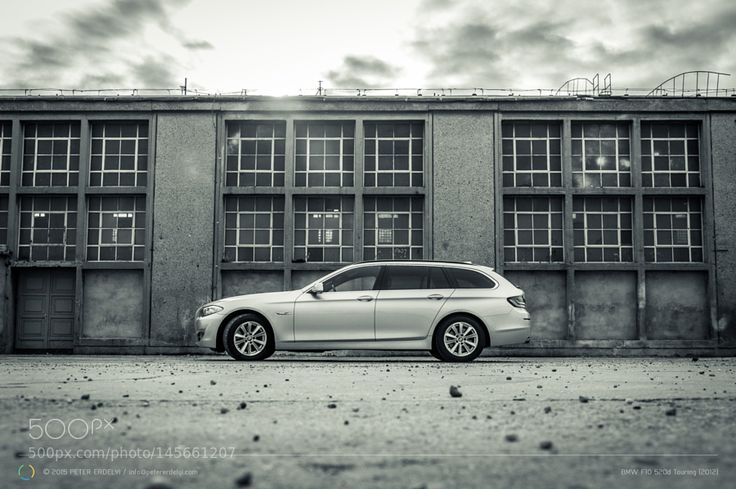 BMW F10 520d Touring by Peterdelyi