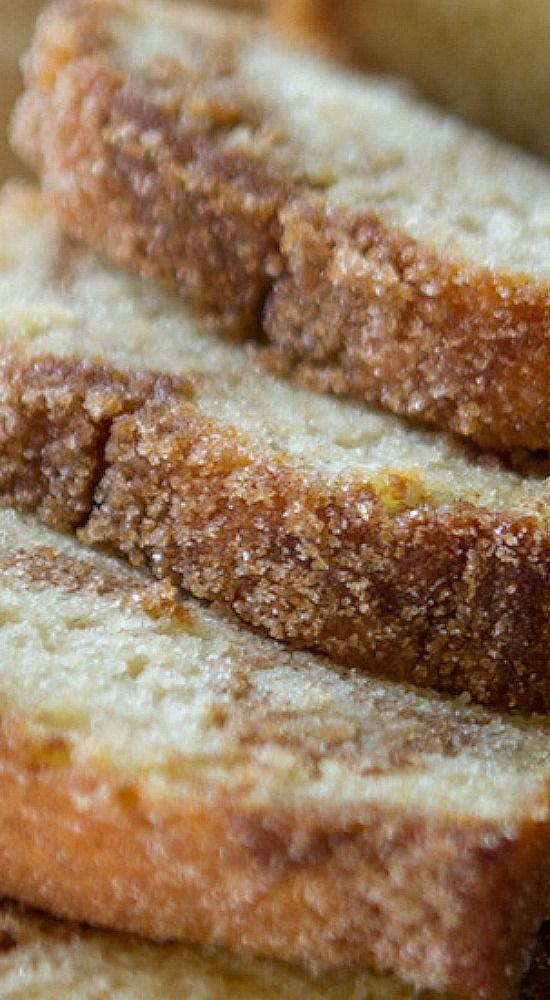 Cinnamon Swirl Donut Bread More