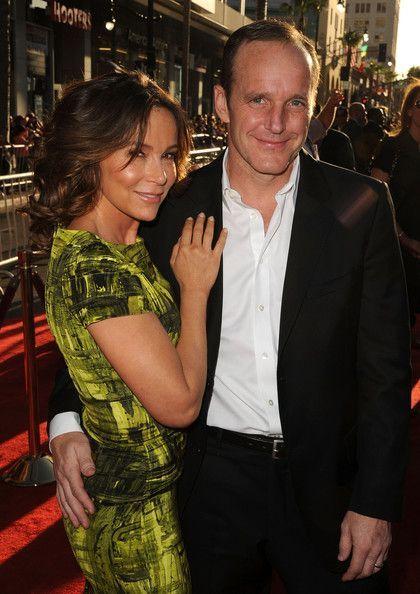 Jennifer Grey and Clark Gregg Married since 2001