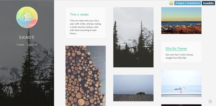 30 Temas para Tumblr gratis elegantes y limpios