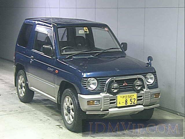 1995 MITSUBISHI PAJERO MINI 4WD H56A - https://jdmvip.com/jdmcars/1995_MITSUBISHI_PAJERO_MINI_4WD_H56A-SHFdsPHTL0P3l9-3539