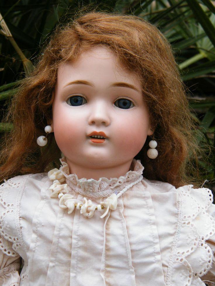 Rare Szrajer & Fingerhut Antique Polish Doll 21 Inch Mold 476 | eBay