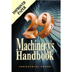 Machinery's Handbook (for my personal library)