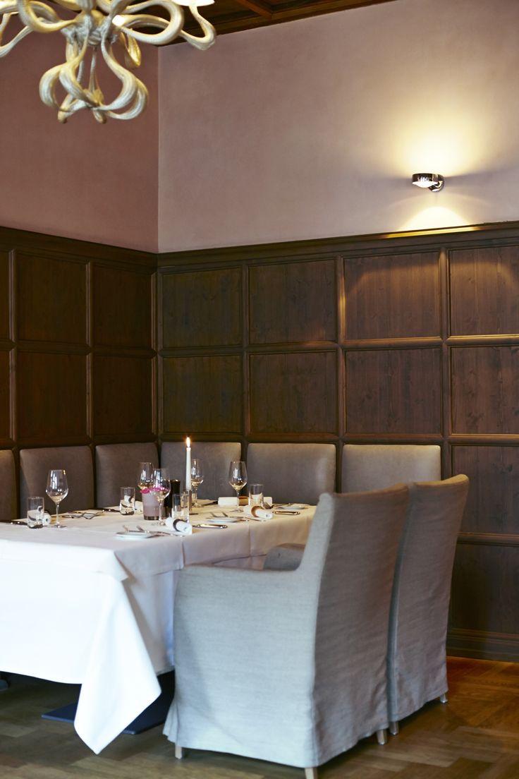 Guter Geschmack Nicht Nur Bei Den Speisen Restaurant Finch Im Waldhotel Stuttgart
