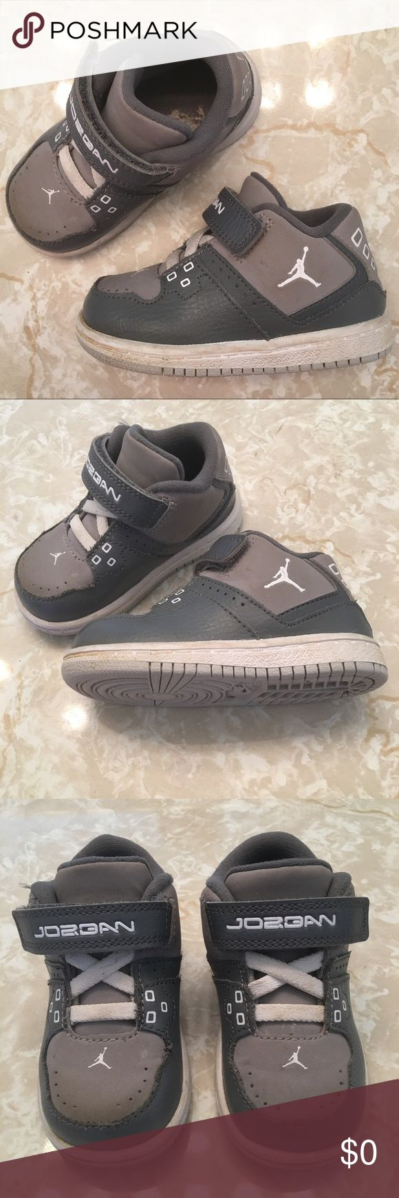 👟NIKE JORDAN FLIGHT SNEAKERS NIKE JORDAN 1 FLIGHT LOW GRAY Nike Shoes Sneakers
