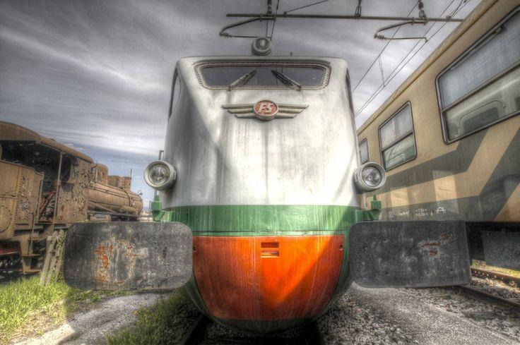 Deposito ferroviario di Pistoia