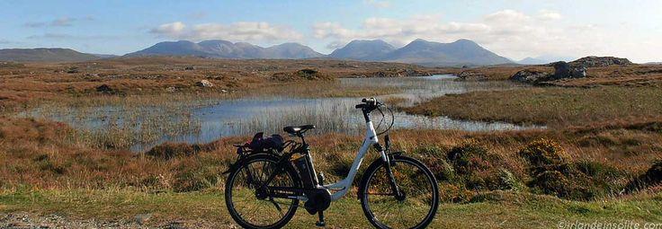 Randonnées vélo Connemara-Irlande