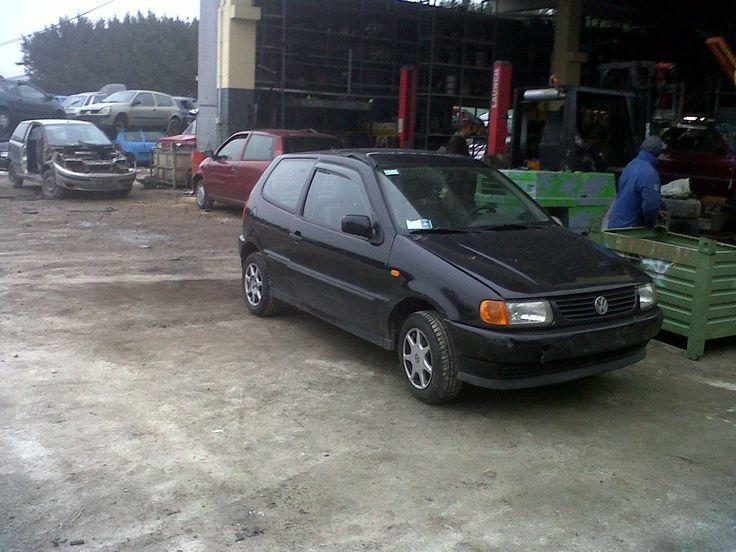PIese din dezmembrari vw polo an de fabricatie 1997 http://www.dezmembraripenet.ro/pages/sales-details/dezmembrez-volkswagen-polo-1995