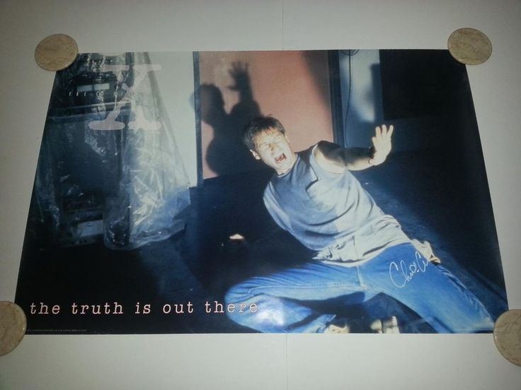 X Files The Truth Is Out There Poster 1000+ images about The...