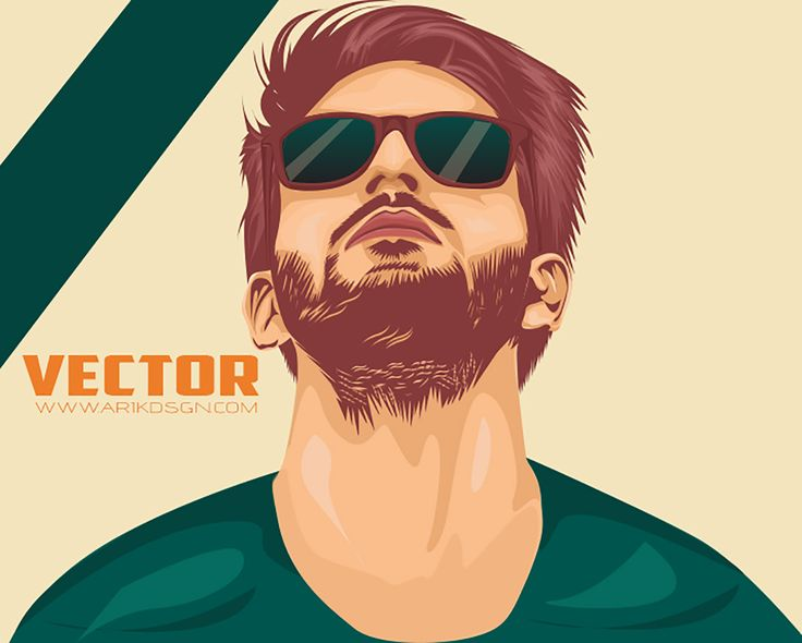Hay guys today I am going to show you how to make vector using illustrator. This tutorial will guide you through the first few tools and tips you'll need to be on your way making vector illustrations with Adobe Illustrator. I hope you can enjoy with this video tutorial and don't forget subscribe to our channel to get the latest tutorials. Thanks!