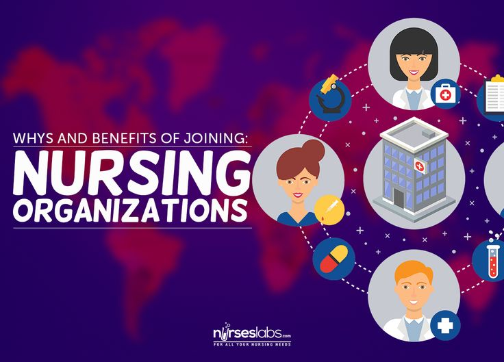 10 Benefits of Joining Professional Nursing Organizations and Associations - Nurseslabs