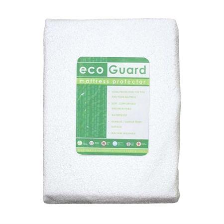 Bambury Eco-Guard Bamboo Mattress Protector Queen