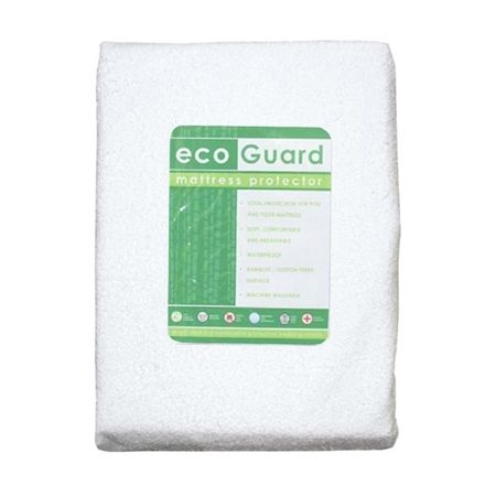 Bambury Eco-Guard Bamboo Mattress Protector Queen