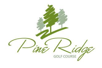 logo with pine trees