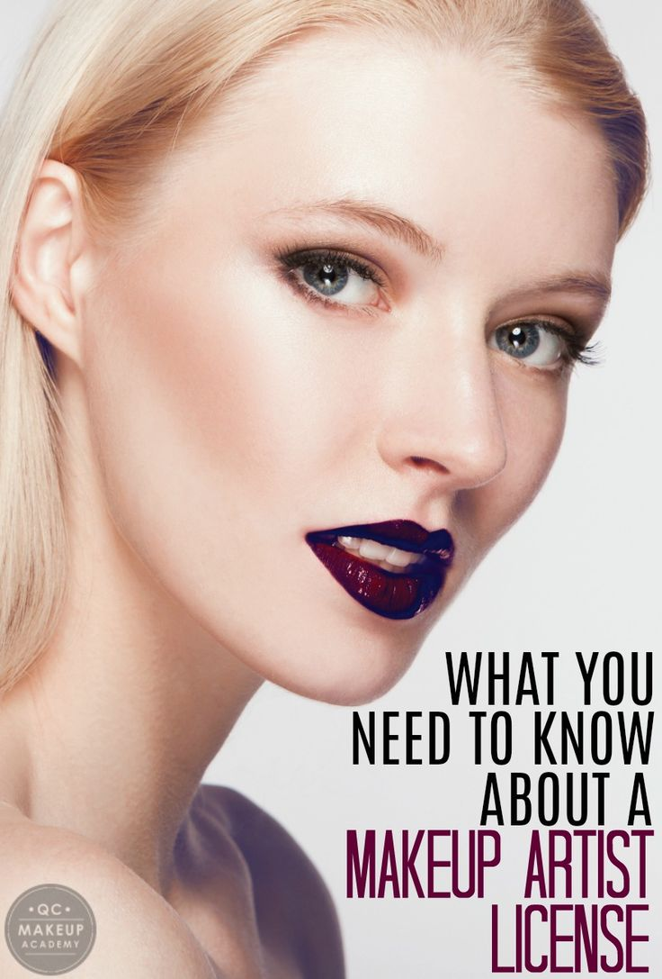 beginner makeup artist resume%0A Learn all about makeup artist licenses  and how they differ from makeup  certifications  in