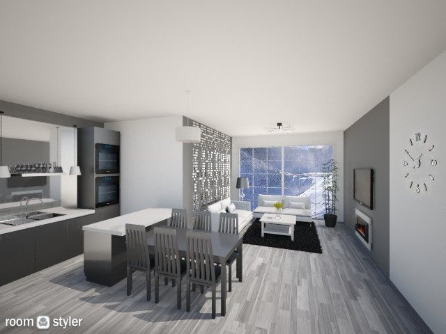 Roomstyler.com - kitch and liv