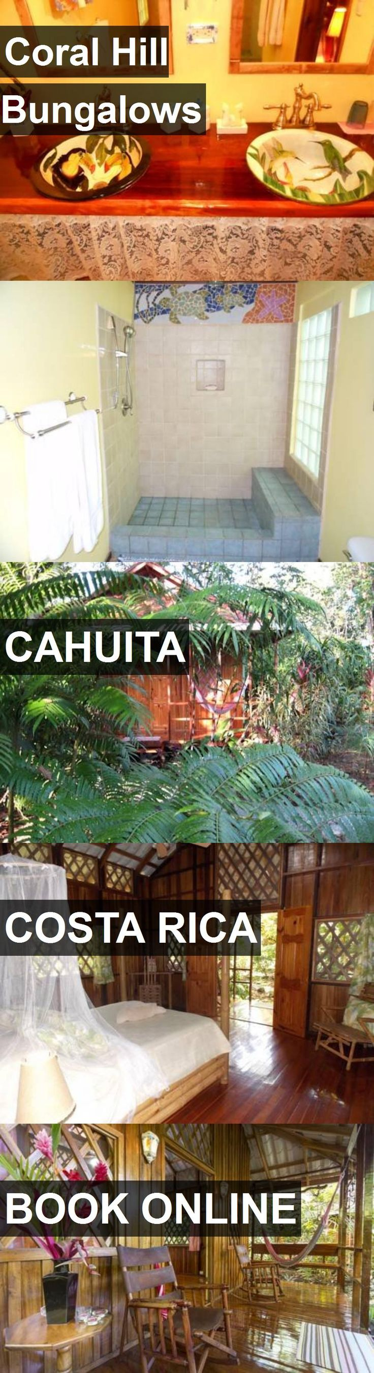 Hotel Coral Hill Bungalows in Cahuita, Costa Rica. For more information, photos, reviews and best prices please follow the link. #CostaRica #Cahuita #travel #vacation #hotel