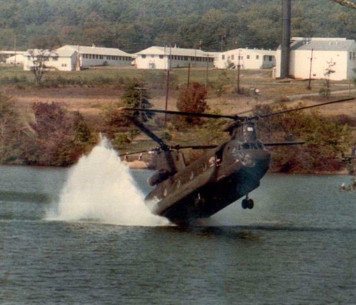 Skills... CH-47 Chinook