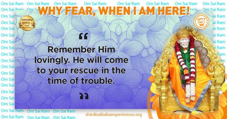 A Couple of Sai Baba Experiences - Part 1319 - Devotees Experiences with Shirdi Sai Baba