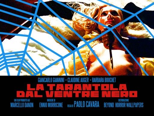Alternative posters for Italian horror and giallo movies. Design by 'Beyond Horror Design'