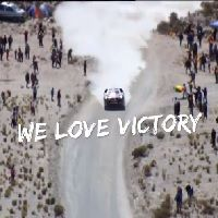 Peugeot Winner of Dakar 2016 #welovevictory