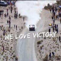 Peugeot Winner of Dakar 2016 #welovevictory