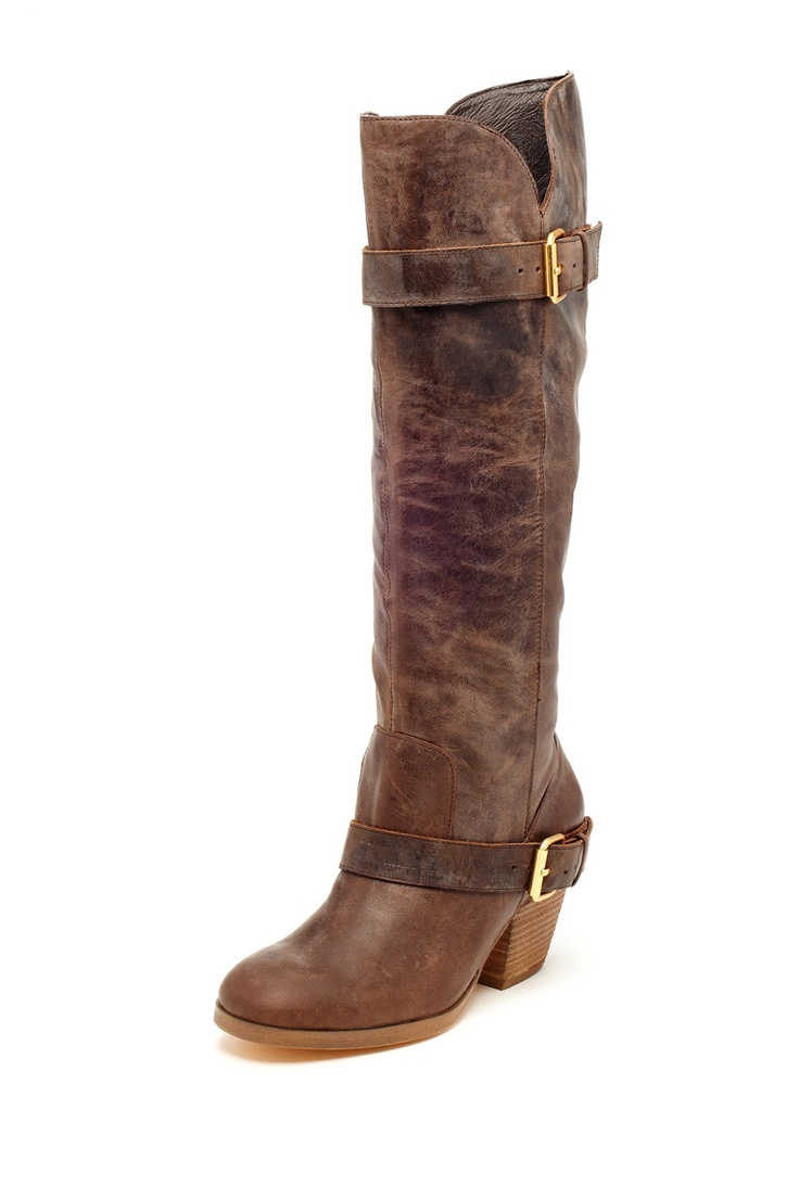 Autumn Buckle Boot