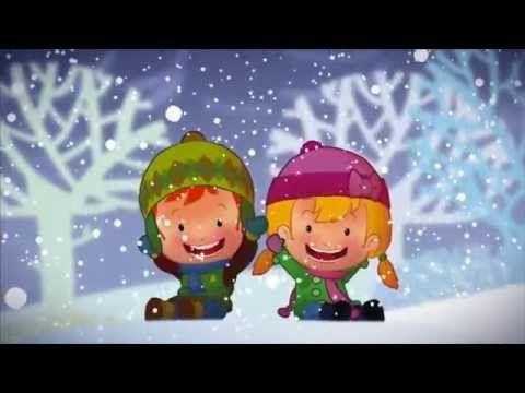 La canzone dell' inverno - Canzoni per bambini di Franco Bignotto e Dolores Olioso - YouTube