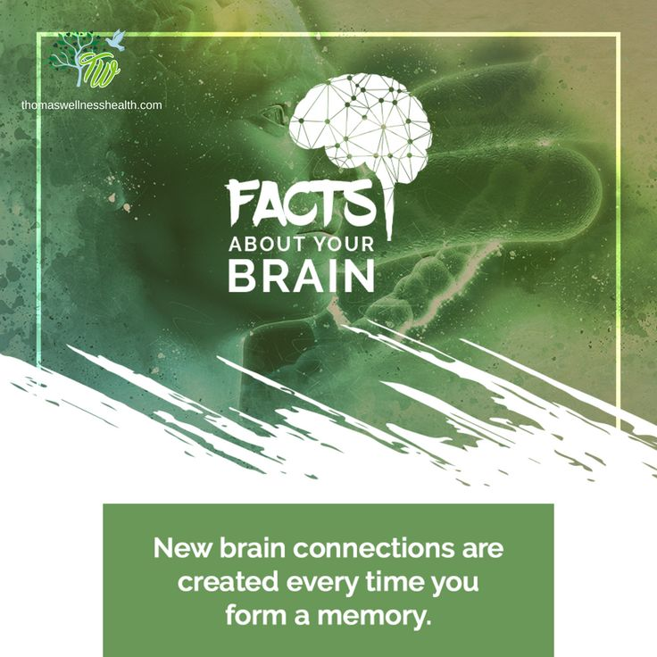 the neuroplasticity of the brain and memory is amazing!