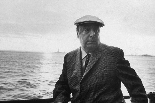 20 frases de amor de Pablo Neruda: Pablo Neruda
