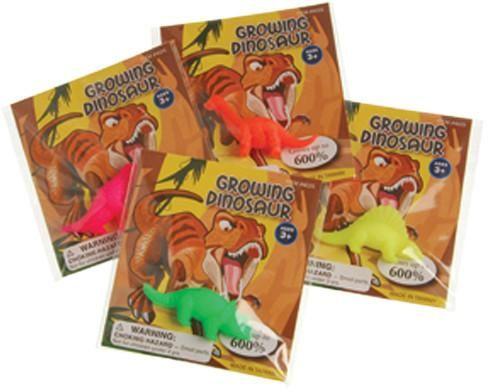growing dinosaur novelty toys Case of 228