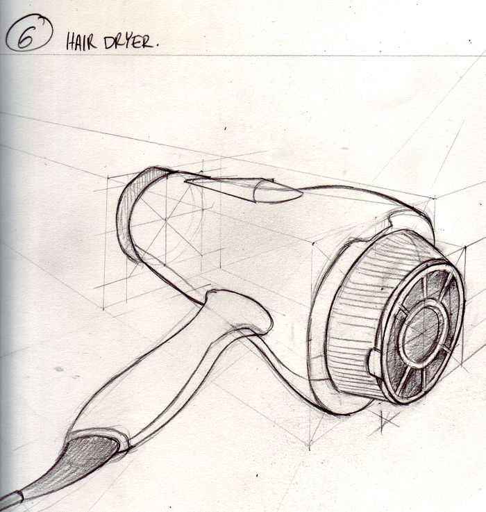 Scribble Drawing Objects : Best perspective unit images on pinterest