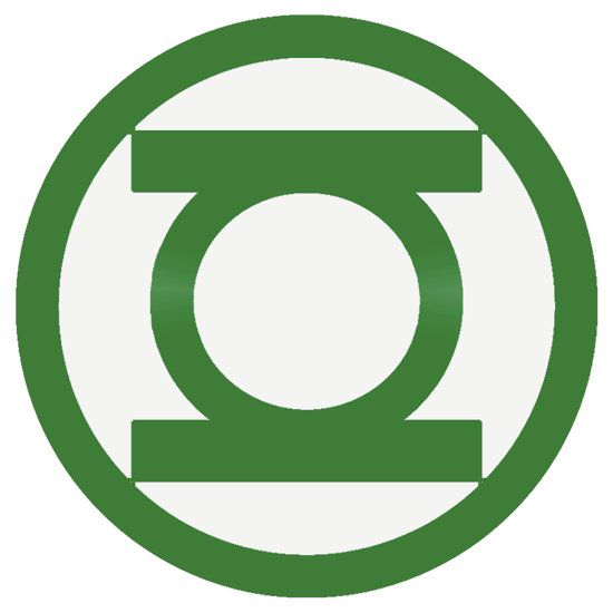 Green Lantern Symbol | Drax Shop | Pinterest | Lampeões ...