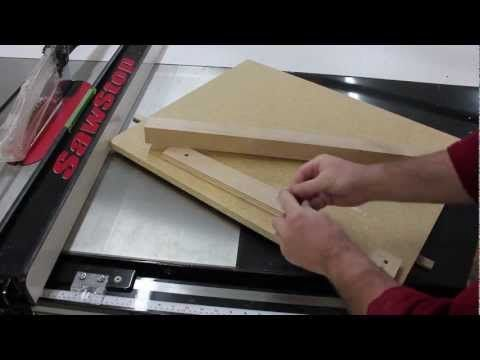 ... 23 • Wood Routers: How To Make A Jig To Route A Tapered Fluted Leg