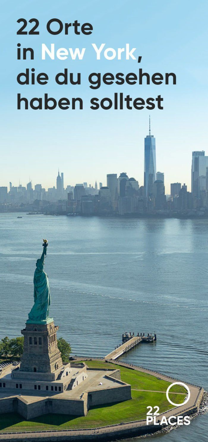 Our TOP 22 New York attractions & highlights