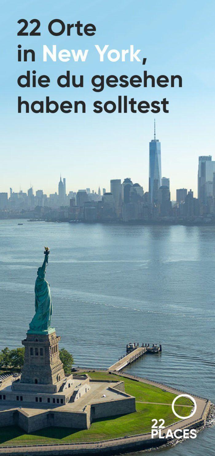 Unsere TOP 22 New York Sehenswürdigkeiten & Highlights